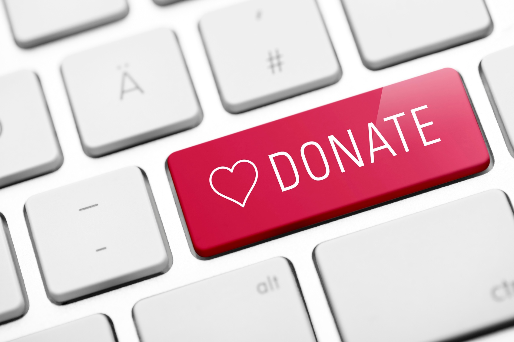 Give back and donate today!