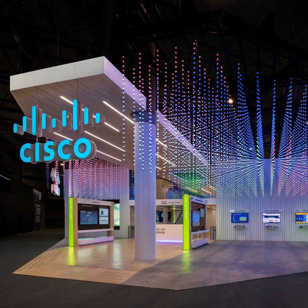 Illuminating Cisco Solutions at Mobile World Congress